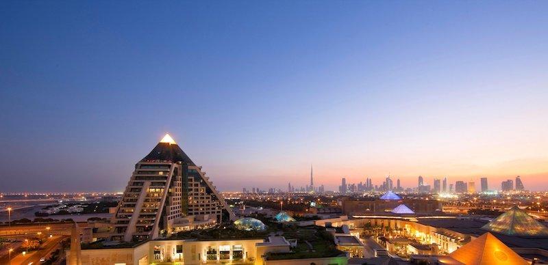 Luxusní Dubaj