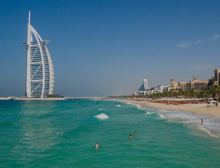 Vše o Dubaji